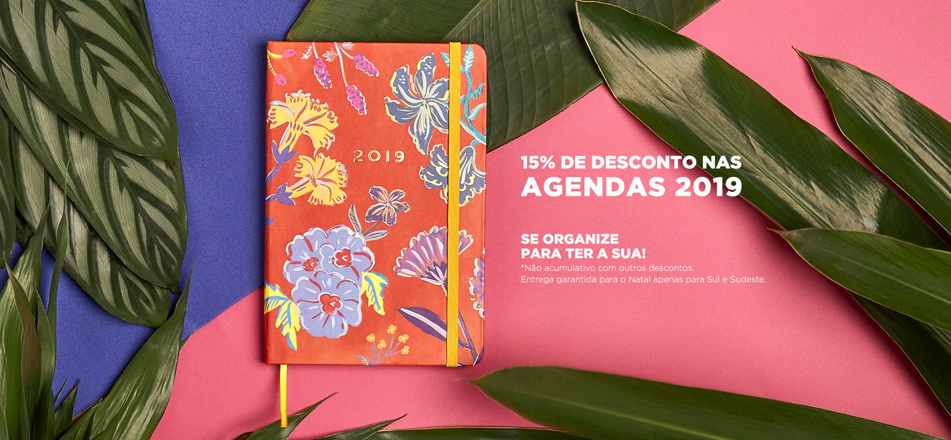 AGENDA + PLANNER (15%)