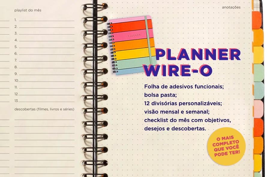BANNER DUPLO ESQ -  PLANNER WIRE-O