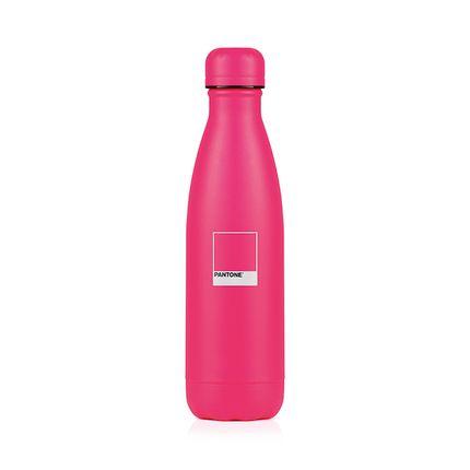 Garrafa-Pantone---Kouda-Termica-500ml---Pink-Chip---Grey