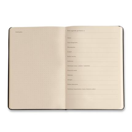 Agenda-Planner-Ciceros-2022-Classica-Flex-Semanal-Anotacoes-14x21-Preta_02